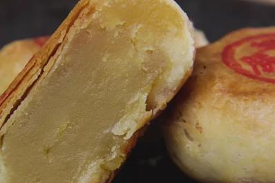 潮州朥饼:潮州市特产美食朥饼,产地特色食品潮州肥肉朥饼,产地宝