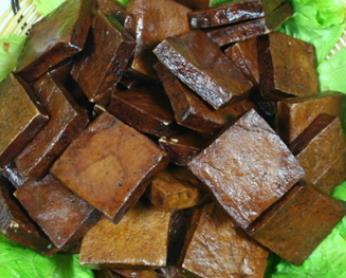 潮州姑苏香腐:潮州市特产美食姑苏香腐,产地食品豆干,产地宝