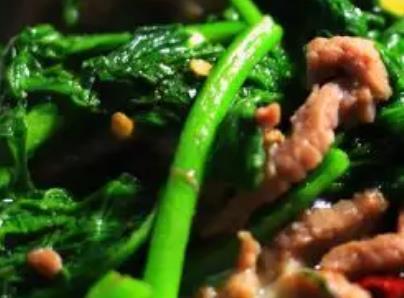 青菜牛肉:重庆黔江区特色美食青菜牛肉,产地食品青菜牛肉,产地宝